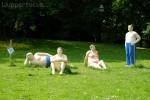 Alltagsmenschen: Picknick1