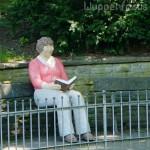 Alltagsmenschen: Lesende