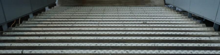 Schwebebahn-Treppe