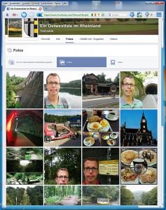 Facebookseite: Ein Ostwestfale im Rheinland