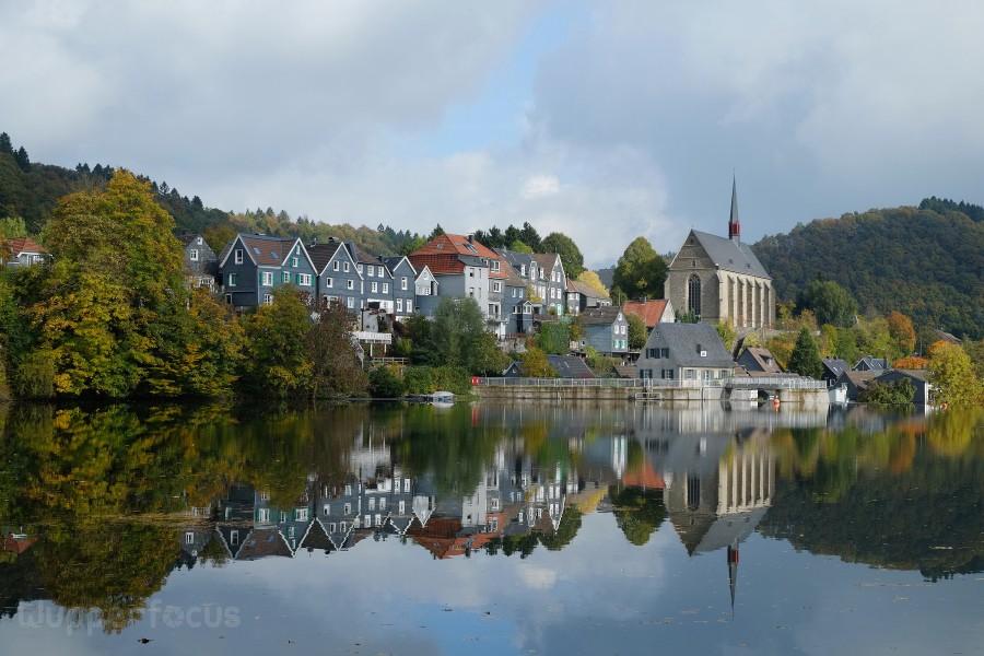 Herbst in Wuppertal-Beyenburg