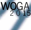 Logo der WOGA 2015