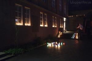 Lichter im Kindergarten