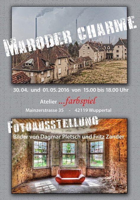 "Fotoausstellung ""Maroder Charme"""