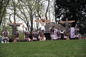 Leiden am Kreuz