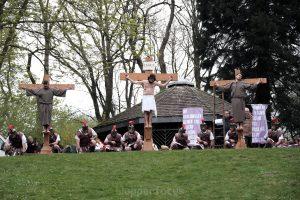 Tod am Kreuz