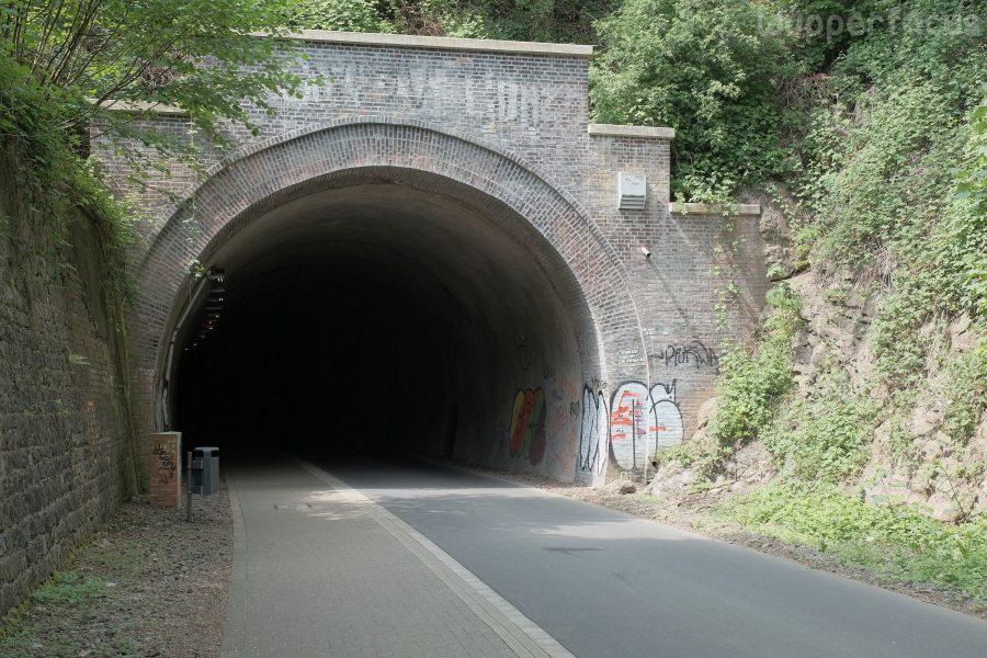 Tanztunnel: Ostportal