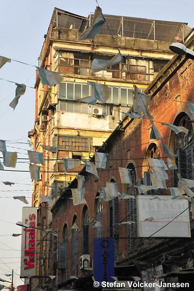 Gebäude in Indien