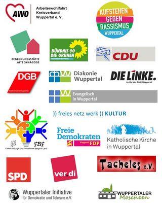 Bündnis Talvielfalt ruft zur Demo am 29.02.2020 um 16 Uhr in Wuppertal auf